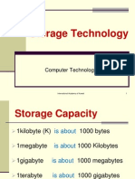 Chapter 2 Storage Technology