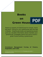 Books on GreenHouse