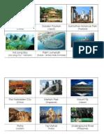 Landmarks Asia