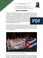 Casa de la Amistad Perú-Cuba