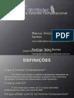 Forensetec - Um Live-CD Para Forense Computacional[1]