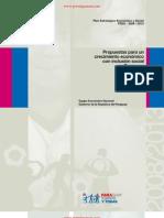 PLAN ESTRATÉGICO ECONÓMICO Y SOCIAL - PEES 2008 2013 - PROPUESTA PARA EL CRECIMIENTO ECONÓMICO CON INCLUSIÓN SOCIAL EN PARAGUAY - PORTALGUARANI