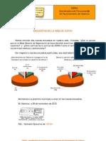 Comunicado encuestas en web de COFAV - Noviembre 2012
