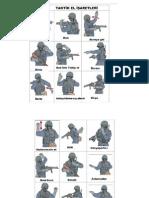 Taktik El İşaretleri