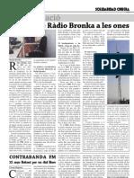 25 Años de  Radio Bronka