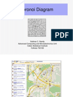 Voronoi Diagram Lecture Slide