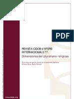 Dimensiones del pluralismo religioso, el proceso de secularización en la sociedad española.pdf