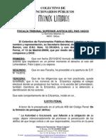 Ampliacion Denuncia Impedimento Voto Patxi Lopez