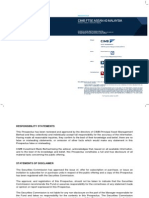 CIMB FTSE ASEAN 40 Malaysia Prospectus