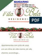 VILA BELA - Apartamentos de 2 , 3 e 4 quartos na TAQUARA - Corretor MANDARINO - mandarino.patrimovel@gmail.com - (21)7602-8002