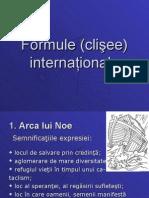 Formule Clisee Internationale