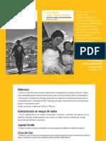 Agenda de actividades Nov - Dic 2012