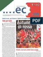 Autunno in Rosso - iMec 30 Ottobre 2012