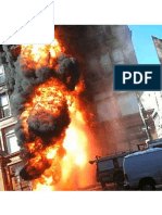 Analysis of building collapse under blast load