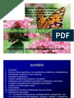 biossíntese de produtos naturais
