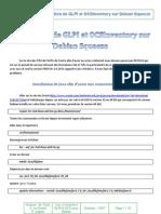 Installation de GLPI Et OCSInventory Sur Debian Squeeze