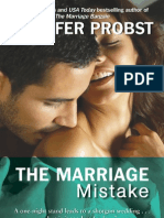 Marriage Mistake (Excerpt)
