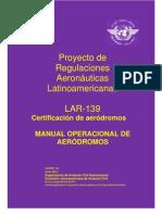 Manual de Operacion Del Aerodromo MOA PEPE