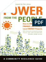 Your Household's Energy Resilience - An Excerpt from Power from the People