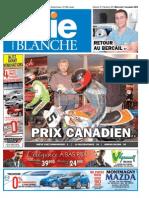 Journal L'Oie Blanche du 7 novembre 2012
