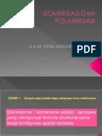 Isomerisasi Dan Polimerisasi