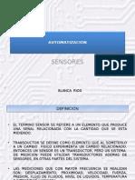 Sensor Definición y ejemplos
