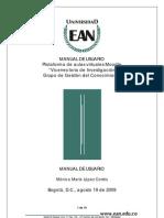 Manual de Moodle EAN