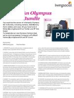 Olympus Ts and Cs
