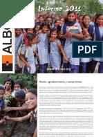 Informe Alboan 2011