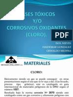 CHARLA DE GASES TÓXICOS