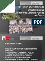 Gestion de Defensorias - Exp- Ceja - 2012