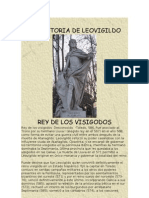 La Historia de Leovigildo