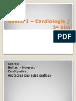 Semio I – Cardiologia