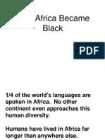 8.How Africa Became Black