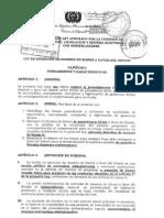 Proyecto - Ley de Extincion de Dominio de Bienes en Favor Del Estado - Bolivia