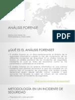 Análisis forense