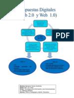 MAPA CONCEPTUAL DE HERRAMIENTAS TECNOLÓGICAS  O.2 Y O.1