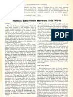 Lammert Buning - Notities Betreffende Hermann Felix Wirth