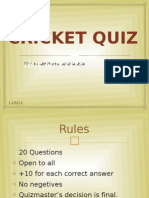 Cricket_quiz Session 2_1st Oct