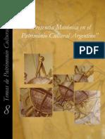 LIBRO Presencia Masónica en el Patrimonio C Arg