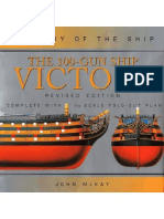 The 100 Gun Ship Victory Anatomy of the Ship