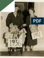 Depression-Era Democratic Party Campaign Photo