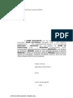 Modelo Requerimento Penhora Renajud Bacenjud Infojud