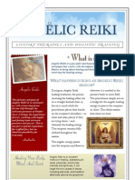 What is Angelic Reiki PDF