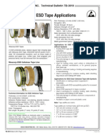 ESD Tape Applications