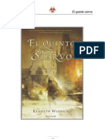 El Quinto Siervo - Kenneth Wishnia