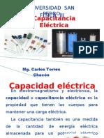 c 6 Capacitancia Electrica