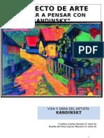Proyecto. El Arte Kandinsky