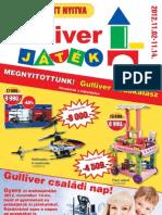 akciosujsag.hu - Gulliver, 2012.11.02-11.14