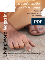 Living Word Magazine August 2012